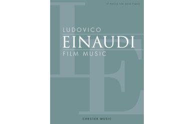 CH83677 L. Einaudi  Film Music 17 pieces for solo piano