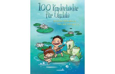 BOE7780  100 Kinderlieder für Ukulele