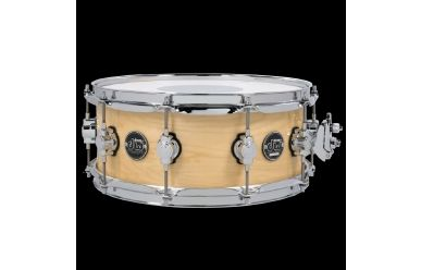 "DW Snare Performance Lacquer 14x5,5"" Natural"