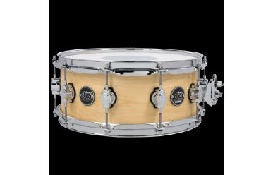 "DW Snare Performance Lacquer 14x6,5"" Natural"