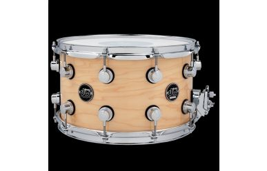 "DW Snare Performance Lacquer 14x08"" Natural"