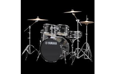 Yamaha Rydeen Drumset Black Glitter