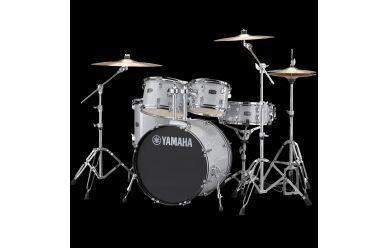 Yamaha RDP0F5CY Rydeen Drumset Silver Glitter