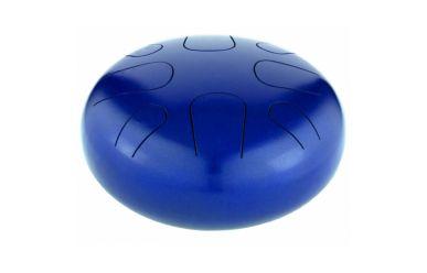 Pearl PMTD-8GM687 Tongue Drum 8 Note G Major, Blue Burst