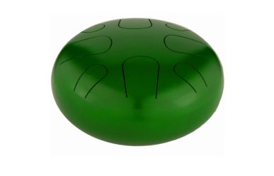 Pearl PMTD-8AM689 Tongue Drum 8 Note Minor, Green Burst