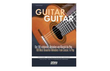 EH3833 Klaus Jäckle   Guitar Guitar  Die 100 schönsten Melodien von Klassik bis Pop