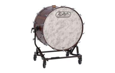"""Adams BDIIV40 Concert Große Trommel 40x18"""" inkl. Universal Ständer"""