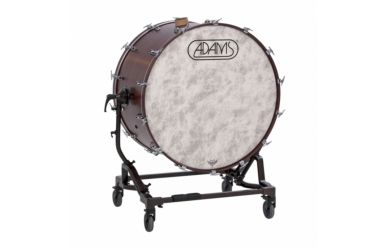 """Adams 2BDIIF28 Concert Bass Drum 28"""" x 18"""" incl. """"Free Suspended"""" stand"""