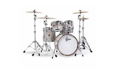 "Gretsch GR805093 Renown Maple Shellset 20/10/12/14"" Vintage Pearl"