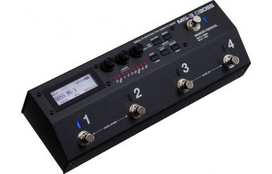 Boss MS-3 Multi Effekt Switcher