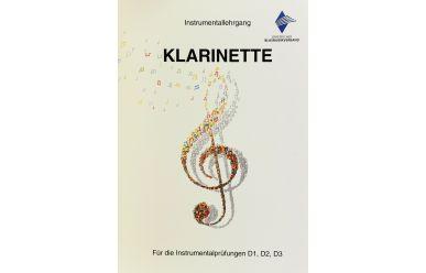 WH925  VBSM  Instrumentallehrgang Klarinette