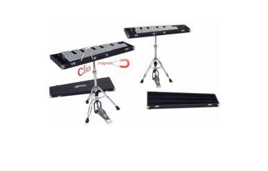 "Lefima KM-EPG-G1C4 Glockenspiel ""Standard""  Pedalglockenspiel, 2,5 Oktaven"