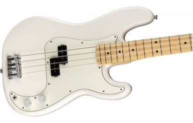 Fender Player Series Precision Bass, Polar White, Maple Fingerboard