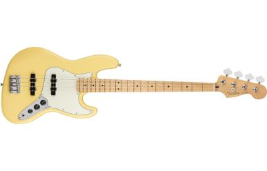 Fender Player Series Jazz Bass MN, Buttercream