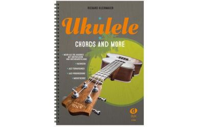 R. Kleinmaier   Ukulele Chords and more
