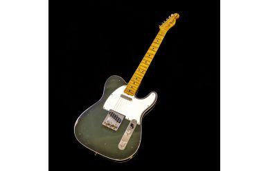 Fender Custom Shop Telecaster '67 Master Design DG Olive Green, Relic