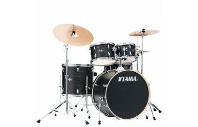Tama IE50H6W-BOW Imperialstar Drumset Black Oak Wrap