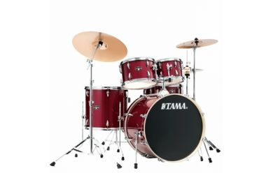 Tama IE50H6W-CPM Imperialstar Drumset Candy Apple Mist