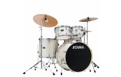 Tama IE50H6W-VWS Imperialstar Drumset Vintage White Sparkle