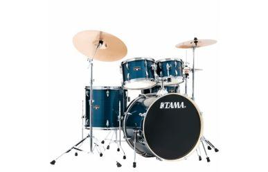 Tama IE50H6W-HLB Imperialstar Drumset Hairline Blue