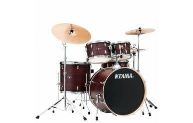 Tama IE50H6W-BWW Imperialstar Drumset Burgundy Walnut Wrap