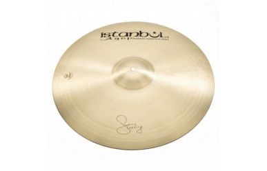 """Istanbul Agop Signature Sterling Ride 20"""""""