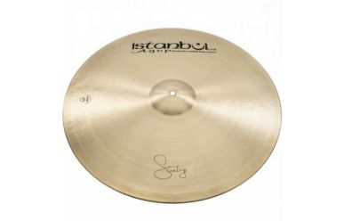 """Istanbul Agop Signature Sterling Ride 22"""""""