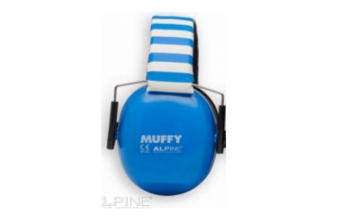 Alpine ALMKIBU Muffy Kids - Blue