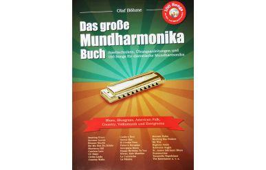 Olaf Böhme   Das grosse Mundharmonika Buch
