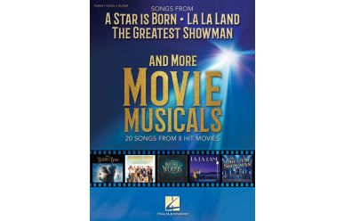HL287548  Movie Musicals  Songs from a Star is born,La La Land,...