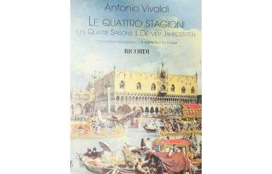 NR141035  Antonio Vivaldi   Die 4 Jahreszeiten