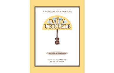 HL240356  The Daily Ukulele-365 Songs for better living