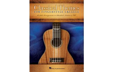 HL127940  Classical Themes for Fingerstyle Ukulele