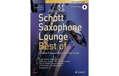 ED23126  D.Juchem  Schott Saxophone Lounge - Best of
