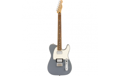 Fender Player Series Telecaster HH PF Silver