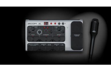 Zoom V6 Vocal Prozessor