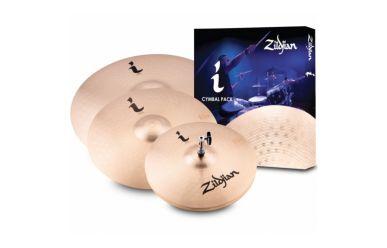 "Zildjian I Family Standard Gig Cymbal Pack 14/16/20"""