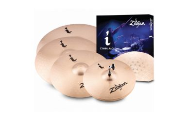 "Zildjian I Family Pro Gig Cymbal Pack 14/16/18/20"""