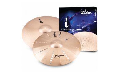 "Zildjian I Family Expression Cymbal Pack 17"" Trash/18"" Crash"