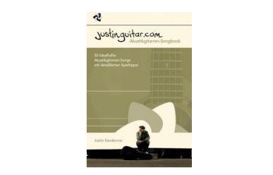 Sandercoe, Justin     justinguitar.com-AkustikgitarrenSongbook