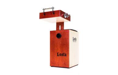 Loota 1040 Drumset, Wild Cherry