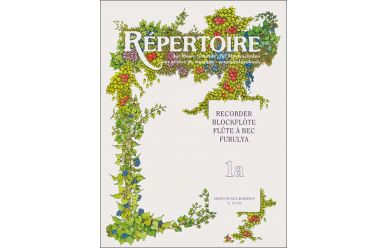 EMB14132  Repertoire Blockflöte 1a