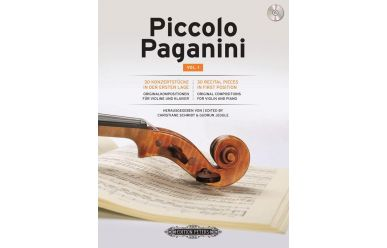 EP11381A  Piccolo Paganini