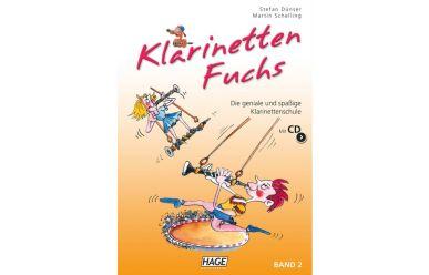 S.Dünser/M.Schelling    Klarinetten Fuchs   Band 2