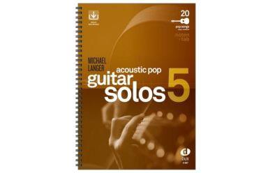 D887 M.Langer   Acoustic Pop Guitar Solos 5