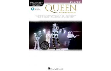 HL285402    Queen for Flute - updated Edition