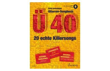 ED23359  P.Autschbach  GitarrenSongbuch Ü40