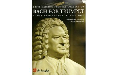 Frits Damrow Trumpet Collection  Bach for Trumpet