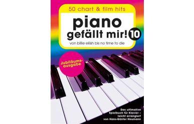 BOE7983 Piano gefällt mir!  50 Chart&Film Hits  Bd.10