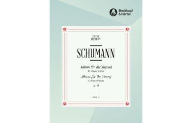EB8436 R. Schumann Album für die Jugend op.68